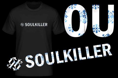 SOULKILLER shirt soul of lisboa