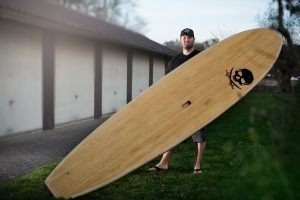 Holz Stand Up Paddle Board